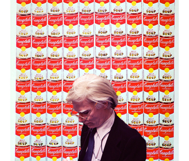 Andy Warhol And Simulacra  Building the 21st Century