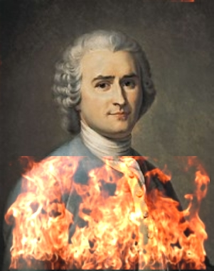 Rousseau And The End of Terrorism