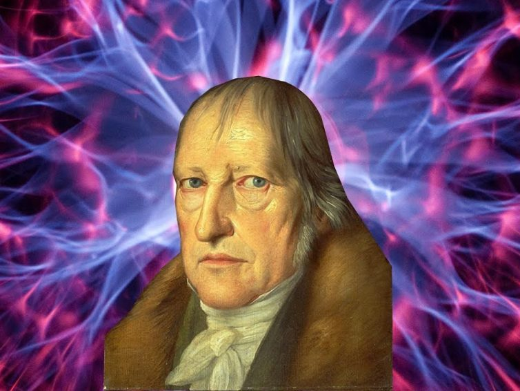 Hegel Building The 21st Century